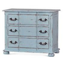 Provence Bombe 3 Drawer Dresser Small
