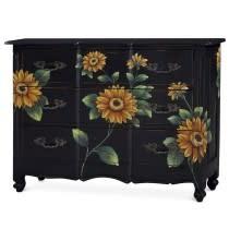 Provence 3 Drawer Narrow Dresser
