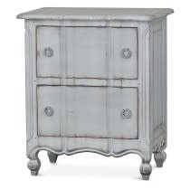 Provence Nightstand Small WHD