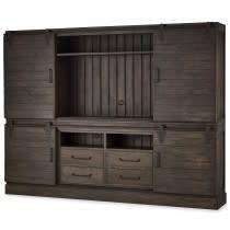 Urban Sonoma 4 Door Sliding Cabinet