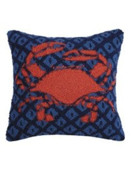 Crab HP Pillow 18x18