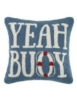 Yeah Buoy Pillow 16x16