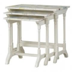 Provence Empire Nesting Tables CBC