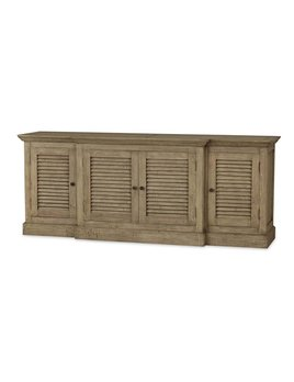Cottage Collection  Shutter Console