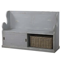 Homestead Collection Lincoln Entry Bench Large OCB