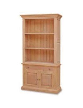 Edwardian Bookcase HRW