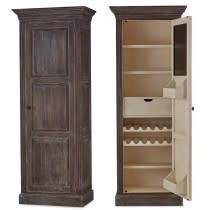 Homestead Collection Sanoma Narrow Kitchen Cupboard HRW