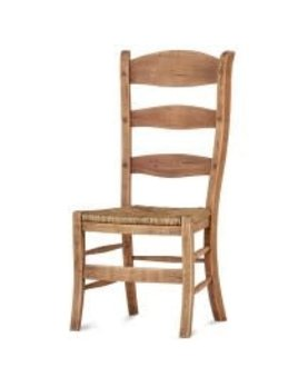 Homestead Collection Peg & Dowel Ladder Back Chair