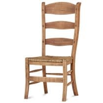 Homestead Collection Peg & Dowel Ladder Back Chair PST