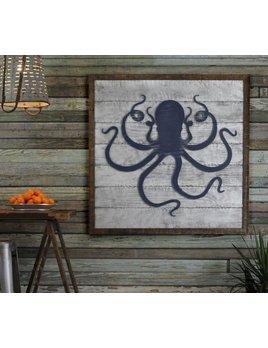 Deep Sea Octopus 50x50