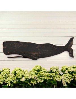 """Folk Whale Cutout 46"""""""