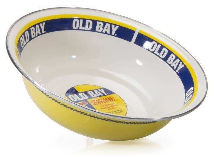 Old Bay Basin Bowl