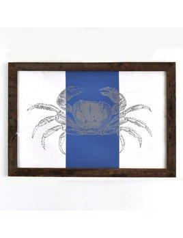 Crab Rustic Frame