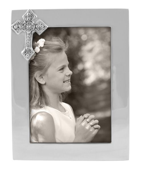 Personalize It Cross 5x7 Frame