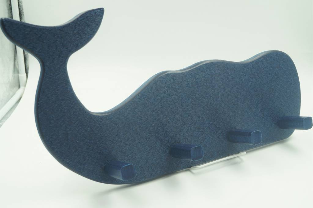Whale Navy 4 Peg