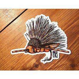 TK2 TK2 Sticker - Charlie Boy Hopper