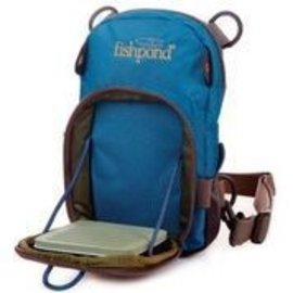 Fishpond Fishpond San Juan Vertical Chest pack - Bahama Blue