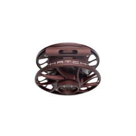 Hatch Outdoors Hatch Finatic Gen 2 Fly Reel - CUSTOM Oxblood 5 Plus Mid Arbor