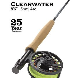 Orvis Orvis Clearwater Outfit - Rod, Reel, Line
