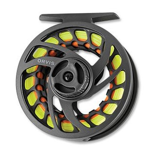 Orvis Orvis Clearwater Large Arbor II Reel - Black