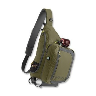 Orvis Orvis Safe Passage Sling Pack -Olive/Gray