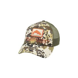 Simms Fishing Simms Trout Icon Trucker Hat -