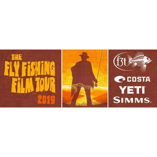 RIGS Fly Fishing Film Tour Ticket - March 30th 2019