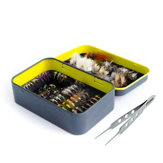 Yakoda Supply Yakoda Fly Tin & Tweezer