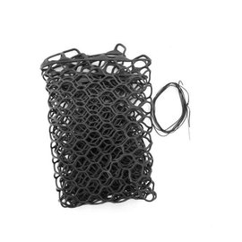 "Fishpond Fishpond 15"" Black Nomad Replacement Net Kit"