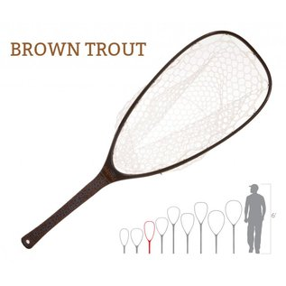 Fishpond Fishpond Nomad Emerger Net - Brown Trout