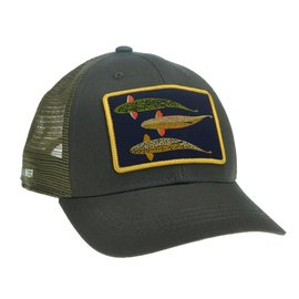 Rep Your Water Rep Your Water - Silhouette Trio Hat