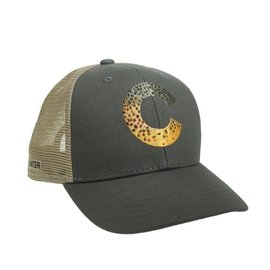 503c1aca6f1d4 Rep Your Water Rep Your Water - Colorado C Brown Trout Skin Hat