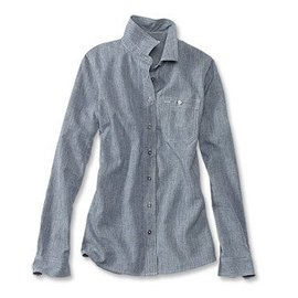 Orvis Orvis Women's Tech Chambray Work Shirt