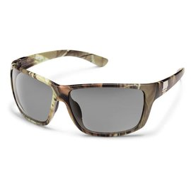 Suncloud Suncloud Councilman - Polarized Sunglasses - Matte Camo/Grey