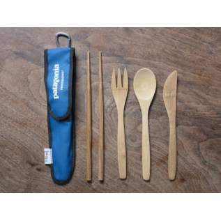Patagonia Provisions Provisions To go Ware Bamboo Utensil
