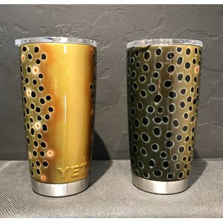 YETI Scaly Designs - Yeti Rambler 20oz Tumbler