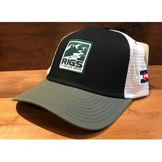 RIGS RIGS Soft Mesh Sideline Hat -