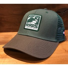 RIGS RIGS Industrial Canvas Mesh -