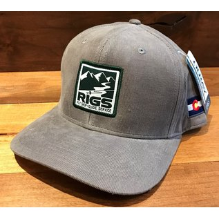 RIGS RIGS Ace Corduroy Cap -