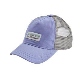 Patagonia Patagonia Women's Pastel P-6 Label Layback Trucker Hat-LVBL