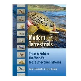 Modern Terrestrials - Tying & Fishing Book