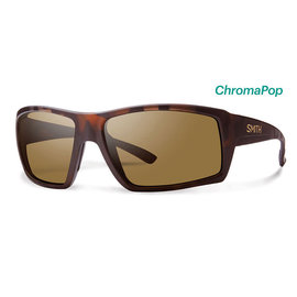 Smith Challis Matte Tortoise - ChromaPop Brown