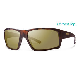 Smith Challis Matte Tortoise - ChromaPop Bronze Mirror