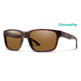 Smith BaseCamp Matte Tortoise - ChromaPop Brown