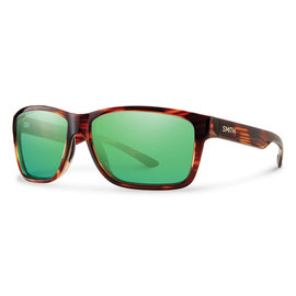Smith Drake Tortoise - Techlite Green Mirror