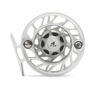Hatch Outdoors Hatch Finatic Gen 2 Fly Reel - Clear/Black - 4 Plus Mid Arbor