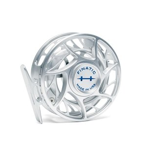 Hatch Outdoors Hatch Finatic Gen 2 Fly Reel - Clear/Blue - 5 Plus Large Arbor