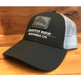 RIGS RIGS Logo Trout Icon Trucker