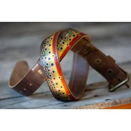 Whiskey Leather Works Whiskey Leather Works Belts -