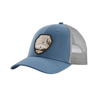 Patagonia Patagonia Defend Public Lands LoPro Trucker Hat  - Woolly Blue